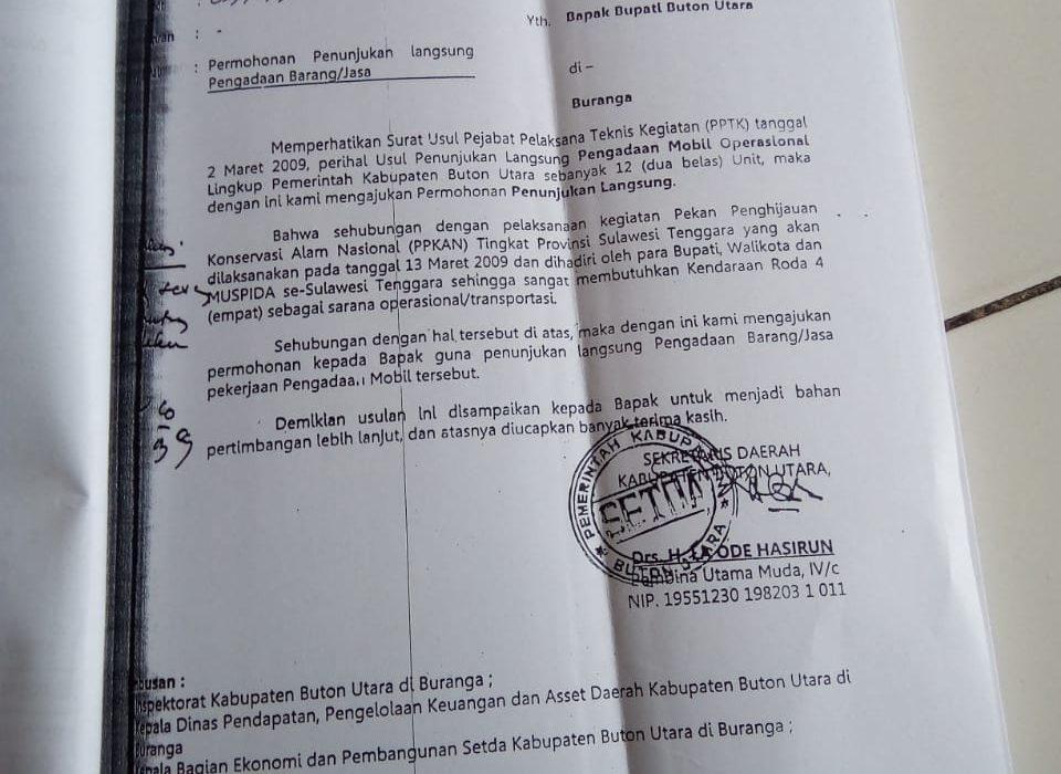 Polda Sultra Didesak Tuntaskan Kasus Kejahatan Birokrasi