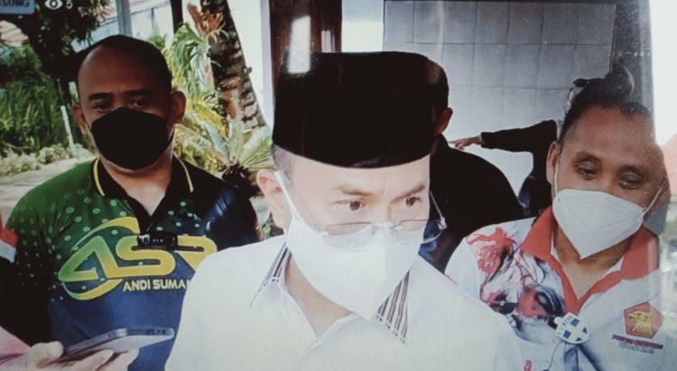 Mayjen TNI Purnawirawan  Andi Sumangerukka